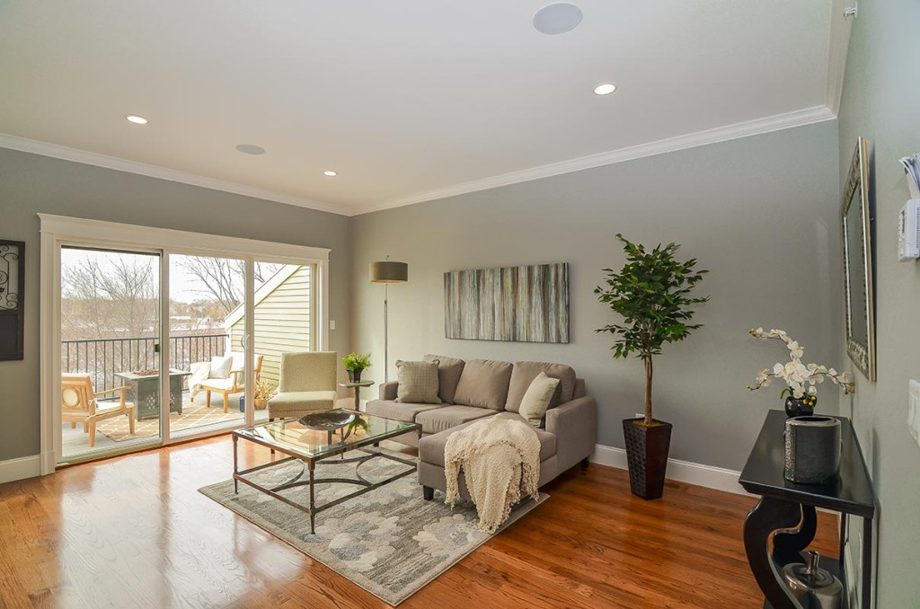 Great room for home office, entertainment space, in-laws, guests, or extra bedroom